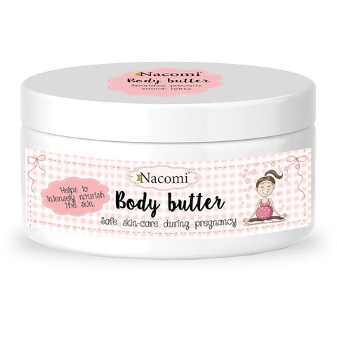 Body butter á meðgöngu - belleza.is