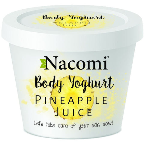 Body Yoghurt - Pineapple Juice - belleza.is