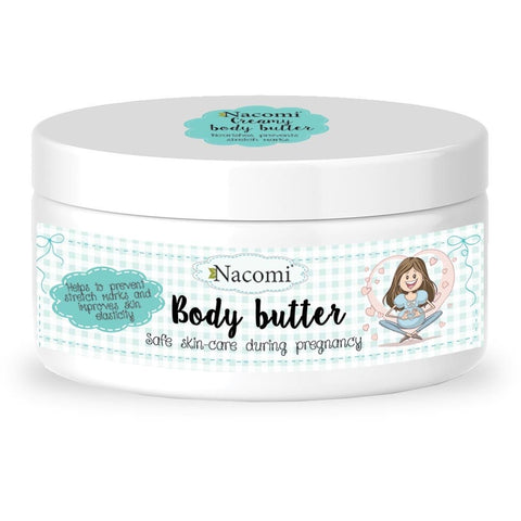Creamy Body butter á meðgöngu - belleza.is