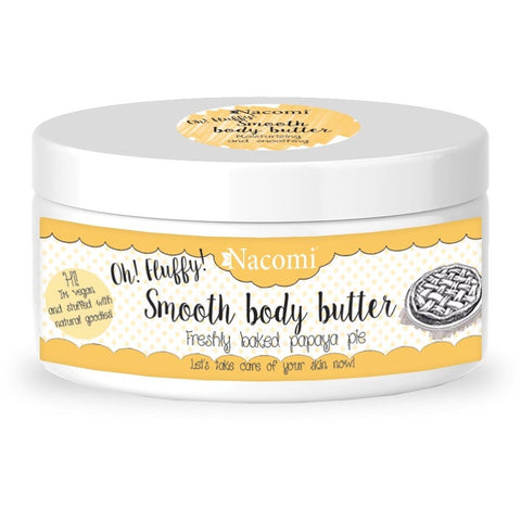 Smooth Body Butter - Freshly baked papaya pie - belleza.is