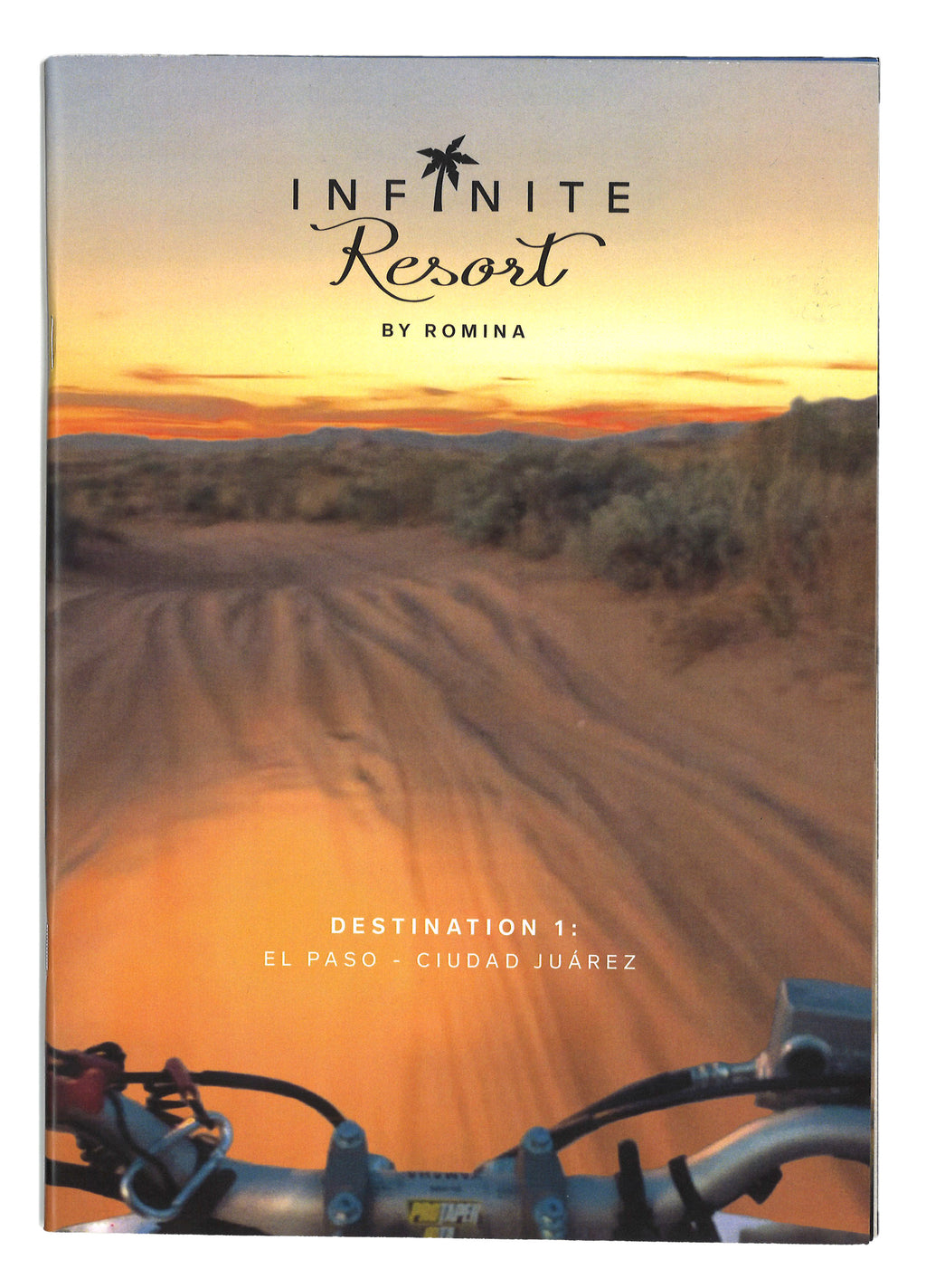 Infinite Resort Travel Zine Volume 1