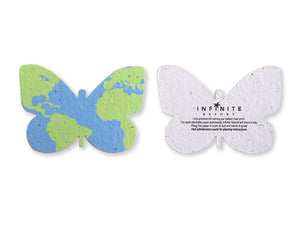 Earth Day 2020 Plantable Wildflower Paper