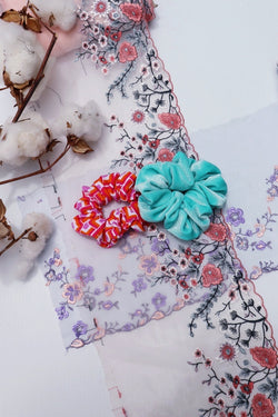Scrunchie Subscription - 2 Scrunchies