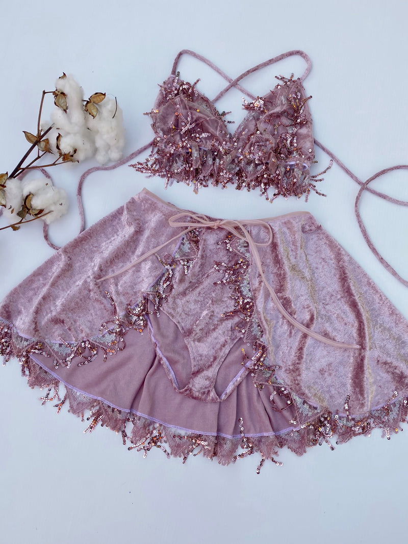 The Fairy Set - Dusty Pink