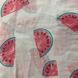 Watermelon Cotton