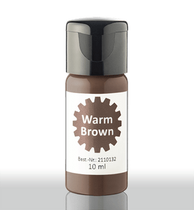 Rolling Brows Color | Warm Brown - NU Beauties Store