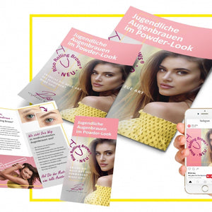 "Rolling Brows | Werbepaket ""Start"" - NU Beauties Store"