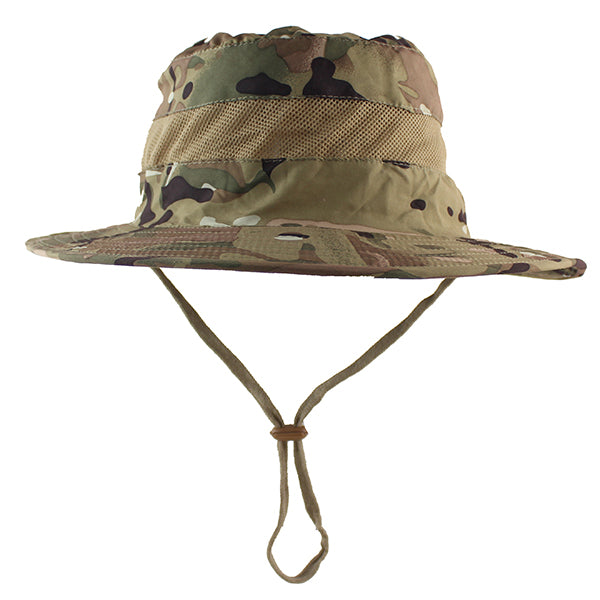 2de9c4e9777 Quick-Drying UPF 50+ Camouflage Boonie Hat – Choice Camo