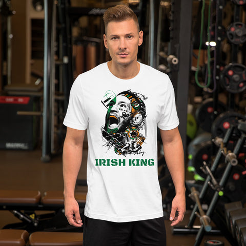 Conor Mcgregor -  Irish King Tee