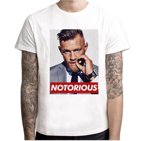 Conor McGregor 'The Notorious' Tee