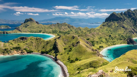 Flores is another great island in Indonesia for female solo travelers.