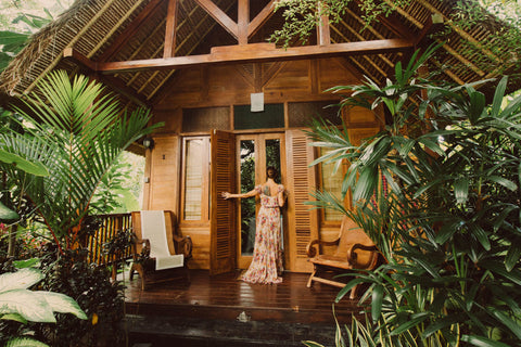 Accommodation in Bali can be one of a kind eco-experience. Endless sustainable options for a better environment.