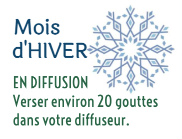 Synergie aromatique mois d'hiver