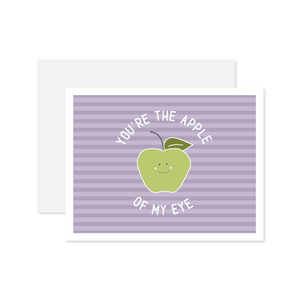 Apple of My Eye Card