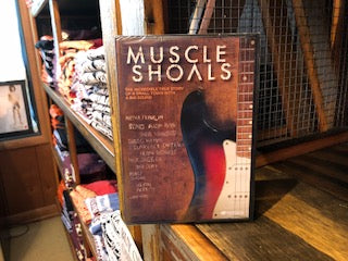 Muscle Shoals DVD