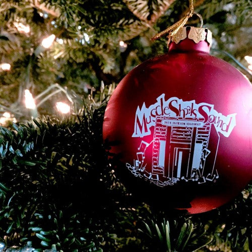 Muscle Shoals Sound Ornament