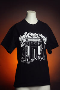 Black Vintage Muscle Shoals Sound T-shirt