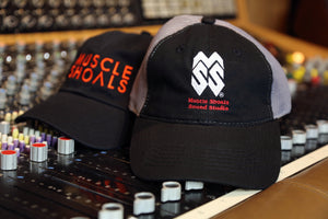 Muscle Shoals Sound Logo Hat