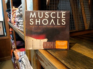 Muscle Shoals Documentary Soundtrack