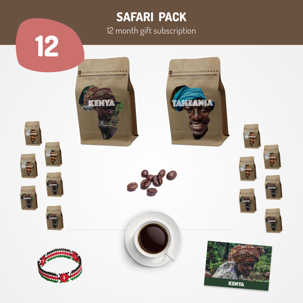 Safari Pack - 12 Month Gift Subscription