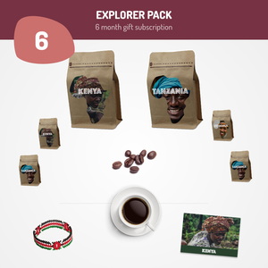 Explorer Pack - 6 Month Gift Subscription