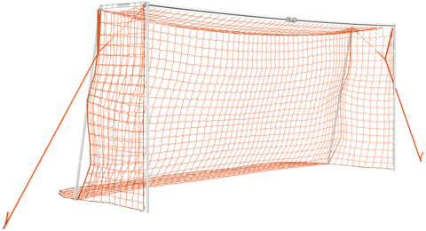 Full Size Portable Football Goal - 10 Year Warranty