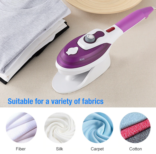 2 IN 1 HANDHELD VERTICAL STEAM IRON