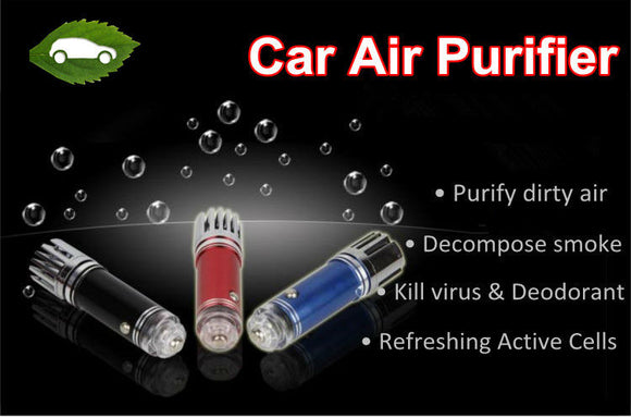 Portable Car Air Purifier