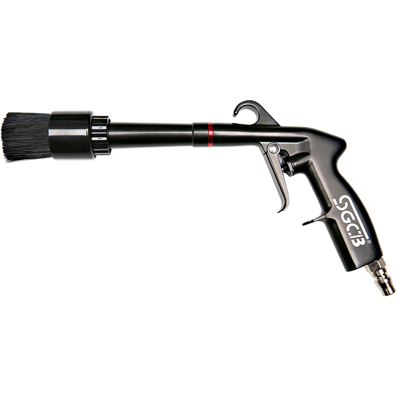 SGCB Air Dust Cleaning Gun (with Brush) - D-Tail Lab