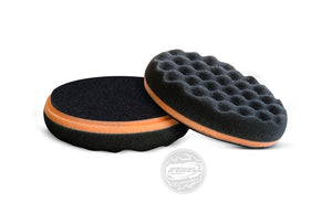 SOFTouch-Pad Black embossed