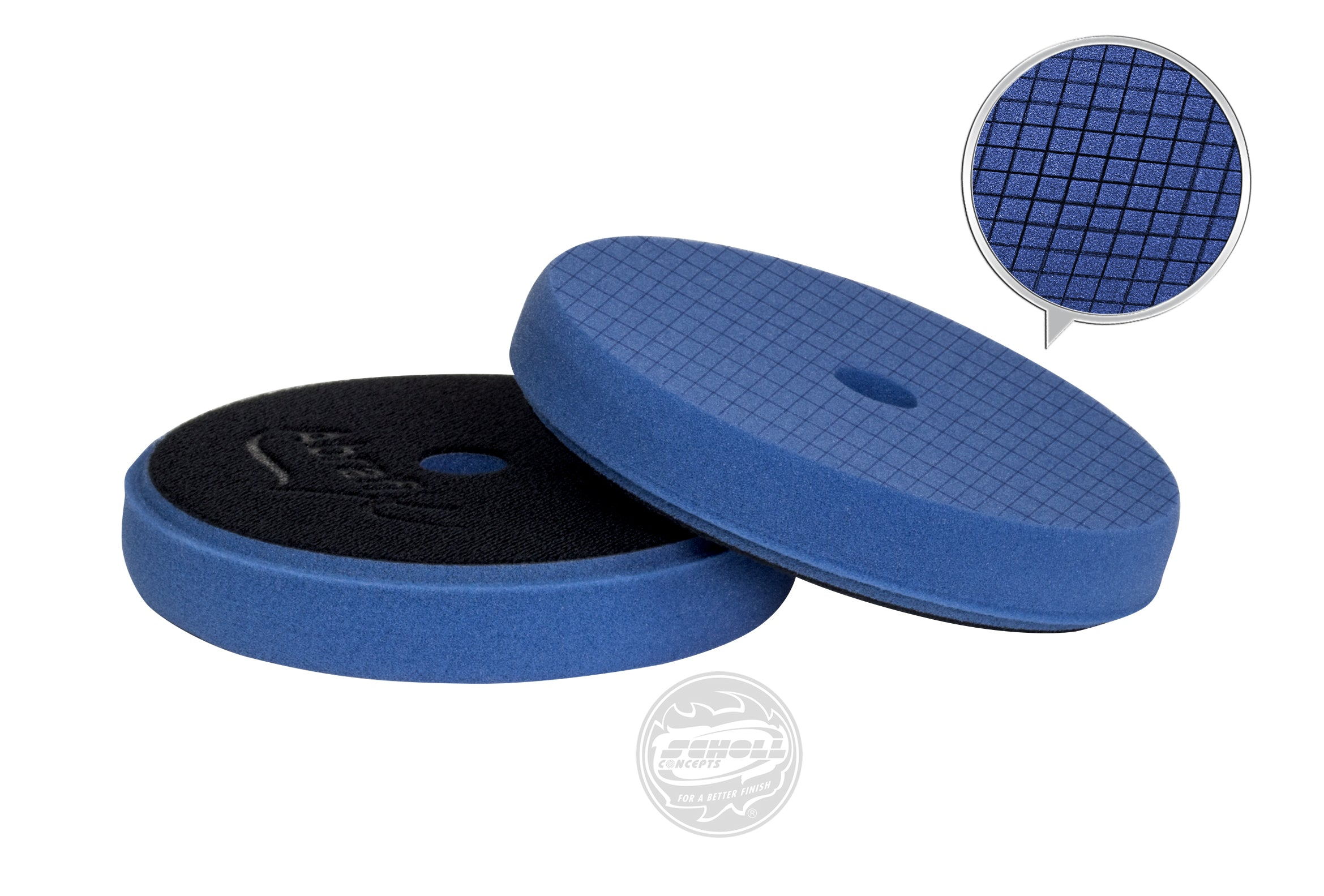 Scholl Concepts Universal Navy-Blue Spider Cutting Pad