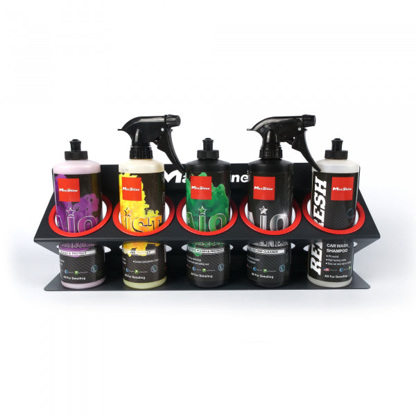 MAXSHINE Spray Bottle and Compound Wall Mounted Holder