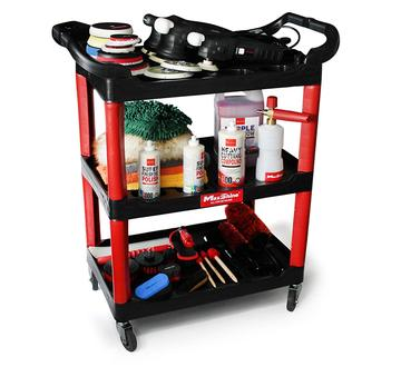 Utility Universal Detailing Cart - D-Tail Lab
