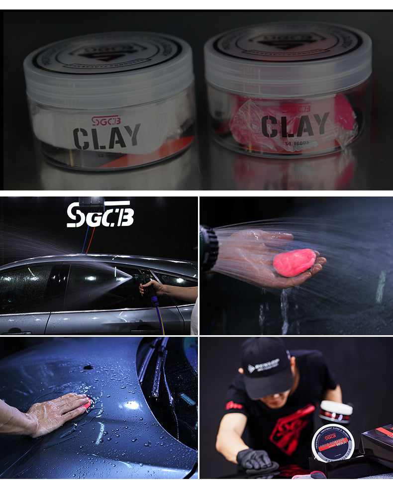 SGCB Detailing Clay bar - D-Tail Lab