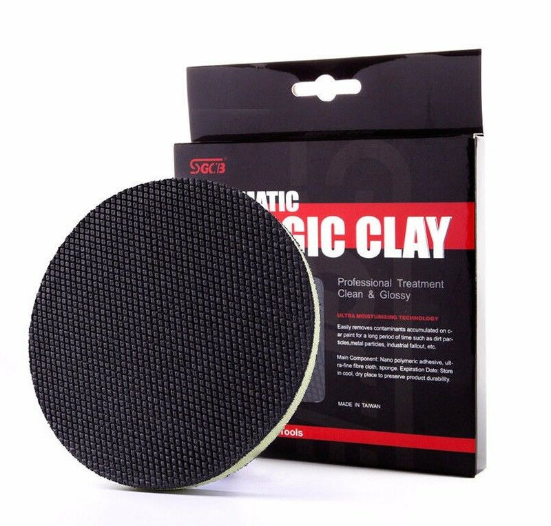 "SGCB Clay Disc - 6"" / 150 mm - D-Tail Lab"