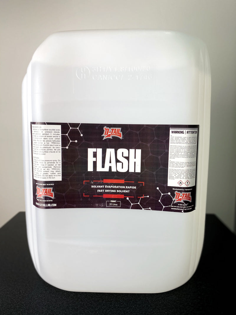 D-TAIL LAB FLASH FAST EVAPORATING SOLVENT