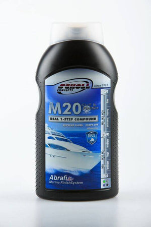 M20 Cut & Gloss Real One Step Finish COMPOUND by Scholl Concepts Marine