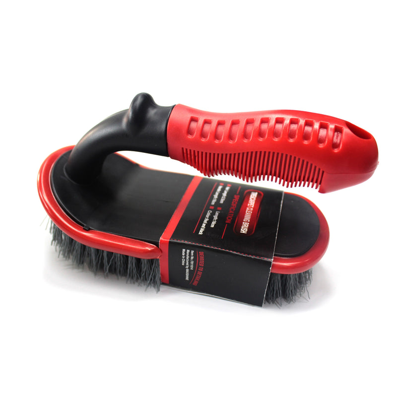 MAXSHINE HEAVY-DUTY TIRE & CARPET SCRUB BRUSH