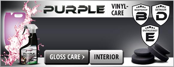 PURPLE - Vinyl Care - D-Tail Lab