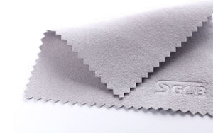 SGCB Micro-suede Ceramic Coating Applicator Cloth 10cm*10cm - 100 pack