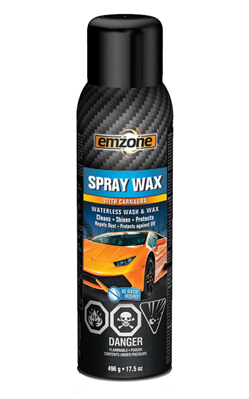 EMZONE Spray Wax