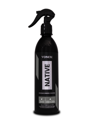 VONIXX NATIVE BRAZILIAN CARNAÚBA SPRAY WAX 500ML