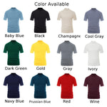 Slim Fit Summer Short Sleeve High Neck Knitting T-Shirt Tops