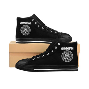AVinTheAM AVpunk Men's High-top Canvas Sneakers (LIMITED EDITION)