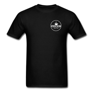 AVinTheAM™ 'Basic Black' T-Shirt - black