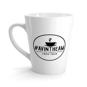AVinTheAM™ Latte Mug