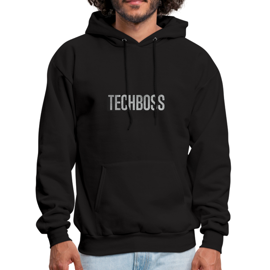 TECHBOSS® Metallic Hoodie (LIMITED EDITION)