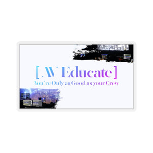 AV Educate COLORS Jumbo 6-Inch Sticker