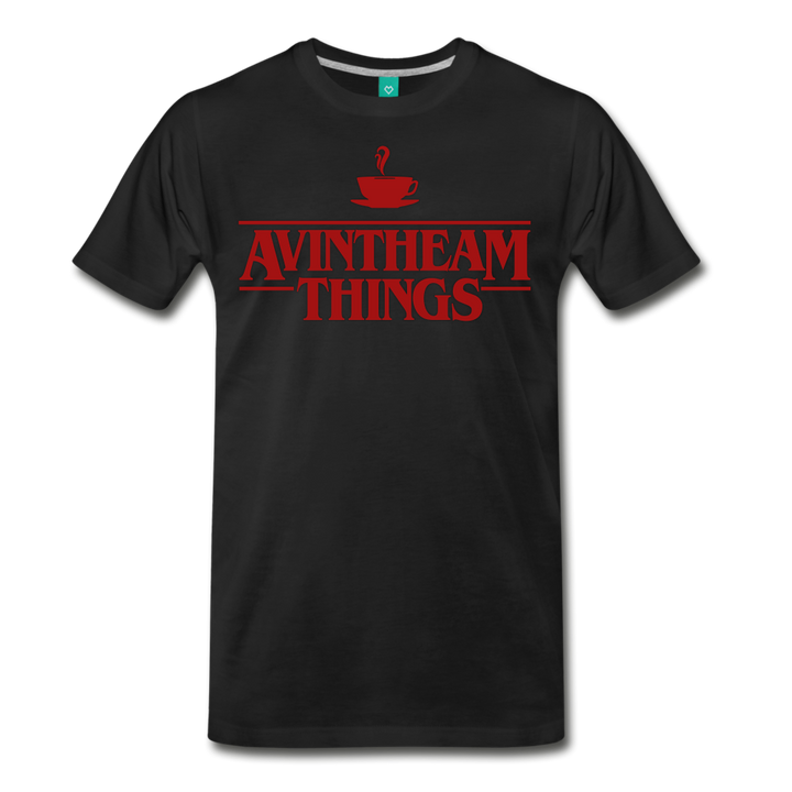 AVinTheAM Things Men's Premium T-Shirt (LIMITED EDITION)