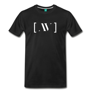 AV Educate Premium T-Shirt - black
